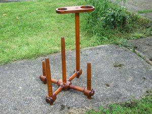 Custom instrument stand